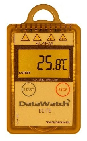 DataWatch Elite Plus Data Logger Products